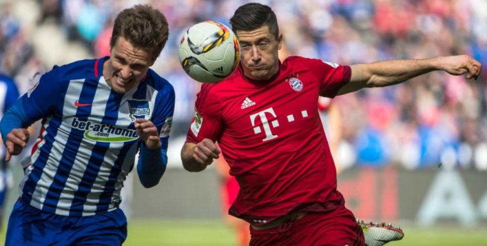 Image Result For Hertha Berlin Contra Bayern