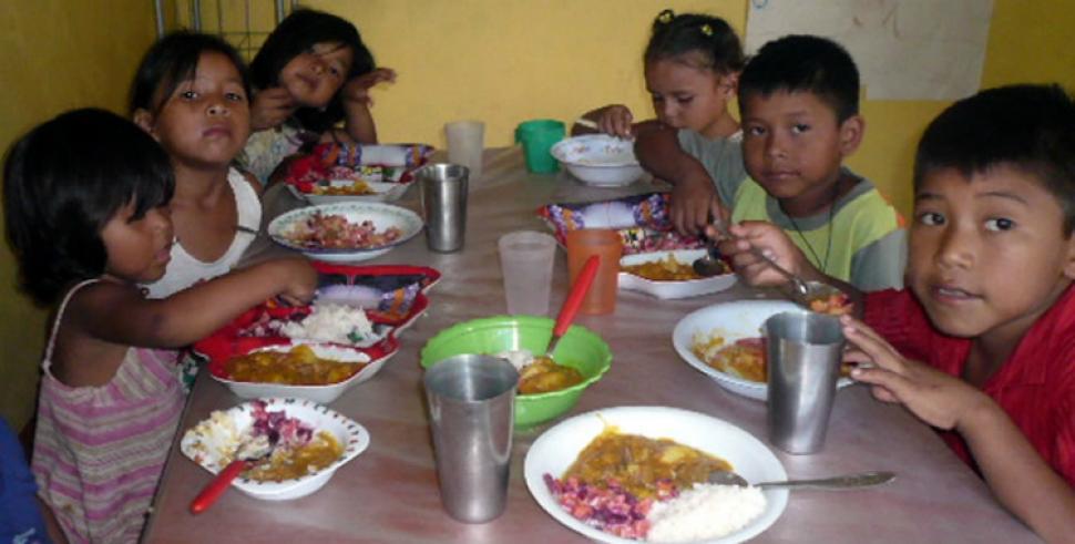 confirmaron que 500 comedores escolares de la provincia On comedor popular funciones