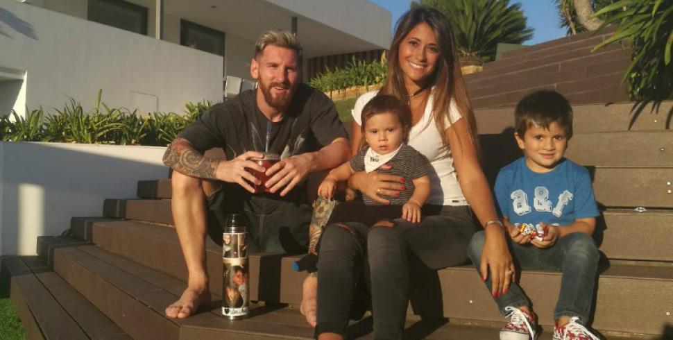 Así es la casa de Messi en Barcelona