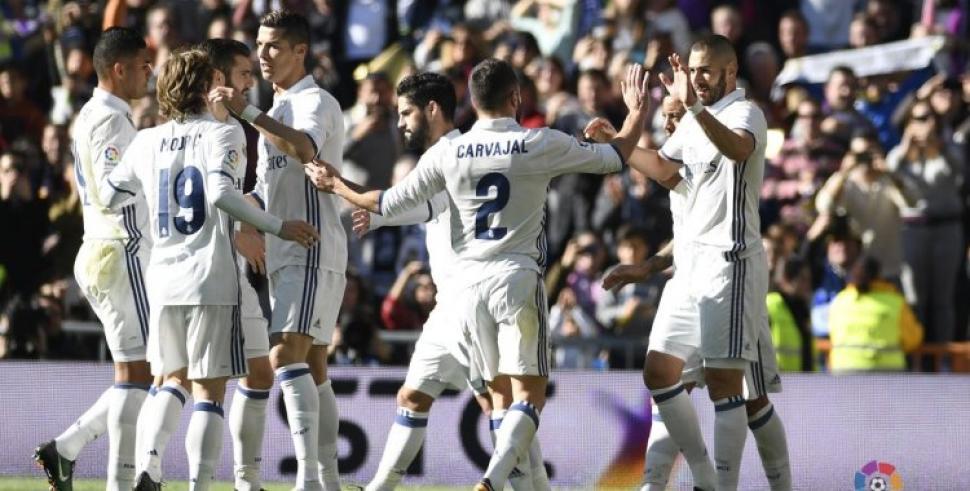 Espectacular jugada de Marcelo y gol de Cristiano — Real Madrid