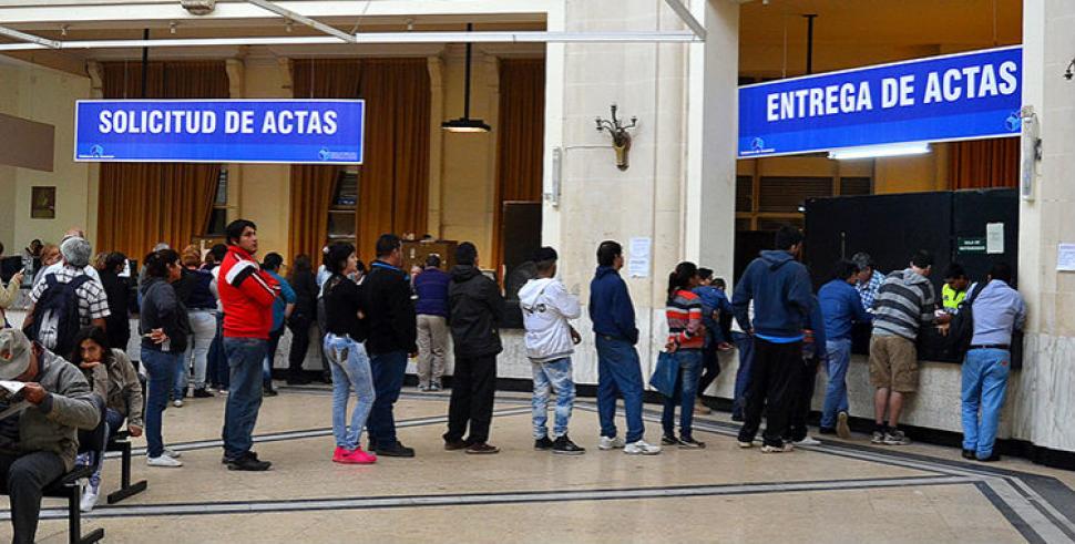 En febrero el registro civil retoma su horario extendido for Horario ministerio del interior