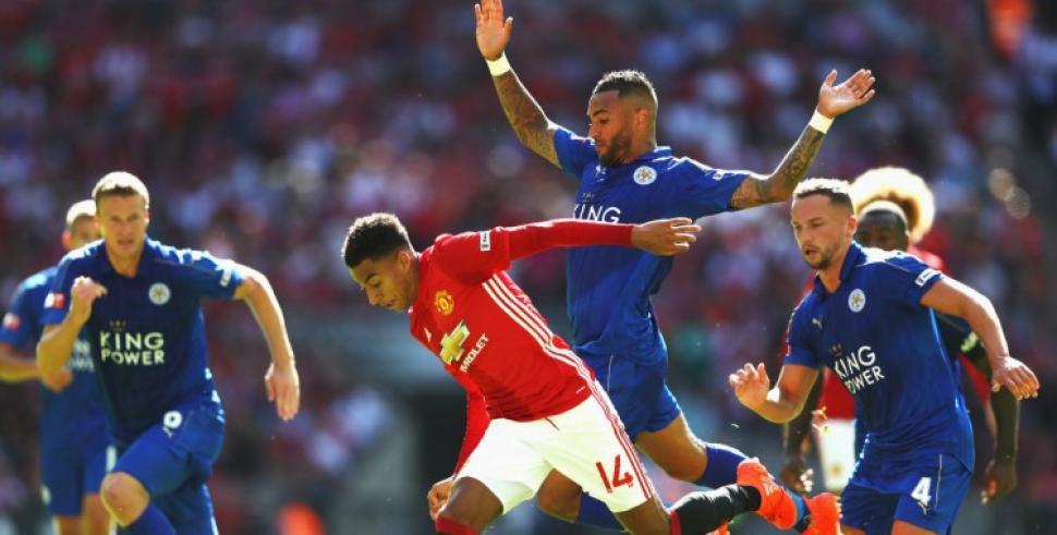 Image Result For Partido De Leicester City Vs Manchester United En Vivo