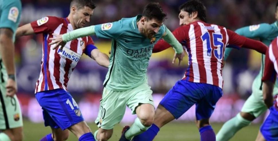 DirecTV transmite en vivo Barcelona vs Atlético de Madrid por la Copa del  Rey 2016/17