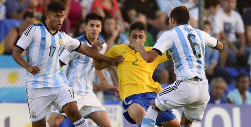 Brasil Vs Argentina Sub 20: TyC Sports Transmite En Vivo Argentina Vs Brasil Por El