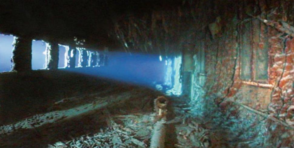 Una excursión permitirá conocer los restos del Titanic