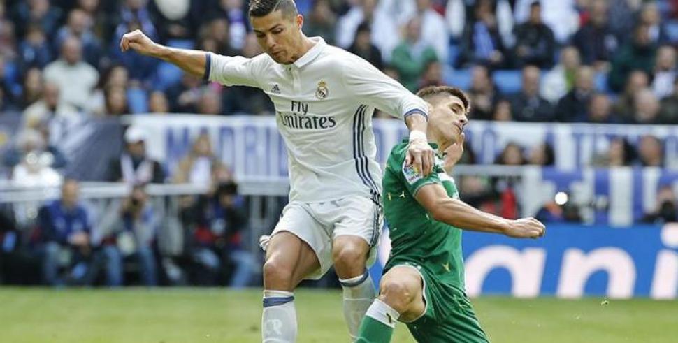 En vivo Leganes vs Real Madrid. Partido de la Liga BBVA 2016/17 en directo  por sitios de Internet.