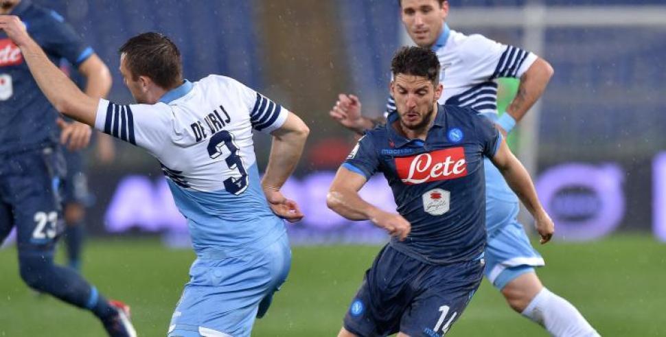 ESPN 3 Transmite En Vivo Lazio Vs Napoli Por La Serie A