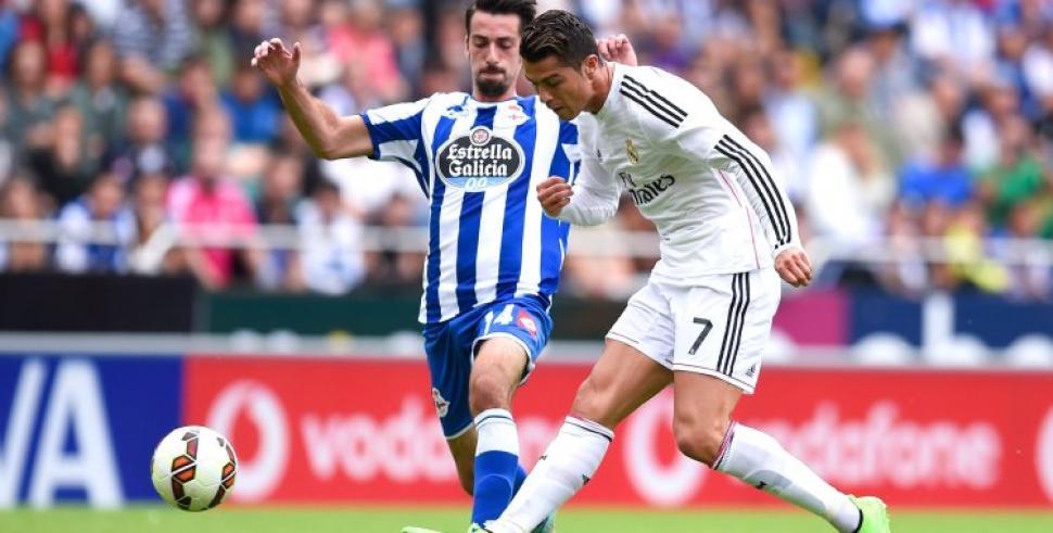 En vivo Deportivo la Coruña vs Real Madrid. Partido de la Liga BBVA 2016/17 en  directo por sitios de Internet.