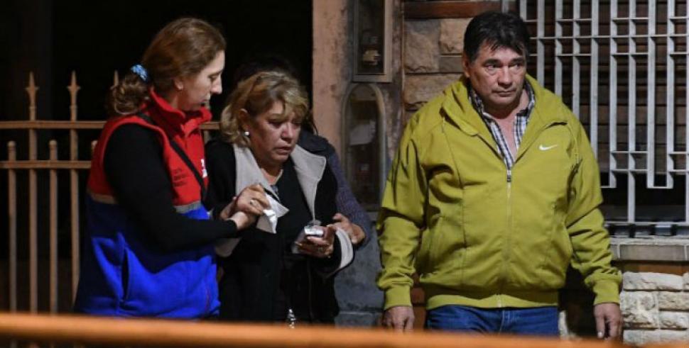 Hallan el cuerpo de Araceli Fulles en José León Suárez