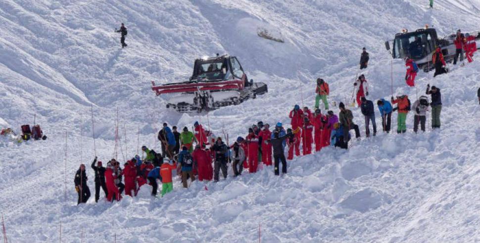 Mueren tres esquiadores por avalancha al sur de Francia