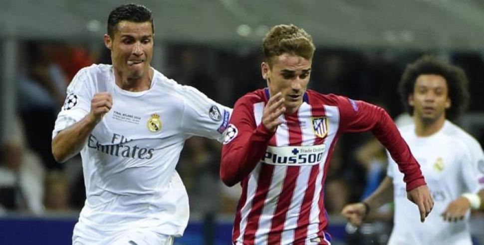 Cristiano Ronaldo quedó relegado en festejo del Real Madrid