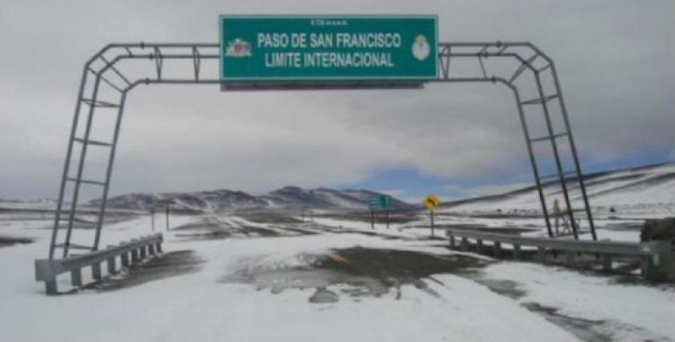 Sigue el alerta por nevadas intensas en la cordillera