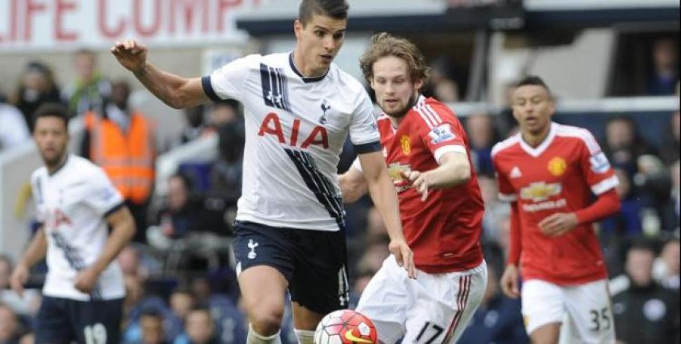 Ampliar                      En vivo Tottenham vs Manchester United. La Liga Premier 2016/17 en directo por sitios de Internet