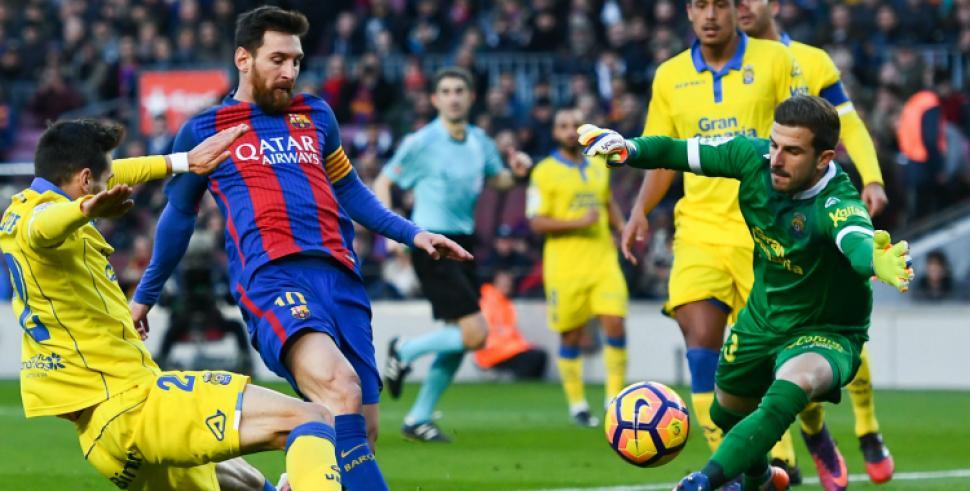 Resultado de imagen para las palmas vs barcelona