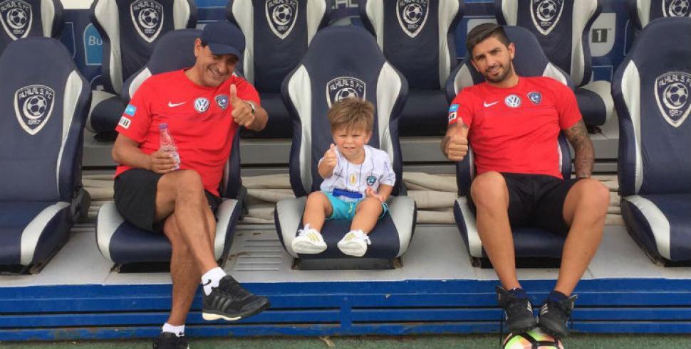 Ramón provocó a Boca previo al Superclásico