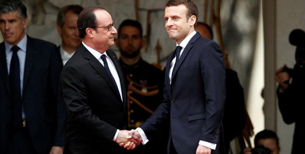 Macron promete refundar Europa al asumir presidencia de Francia