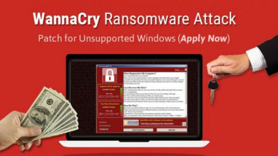La advertencia de Microsoft — Ransomware