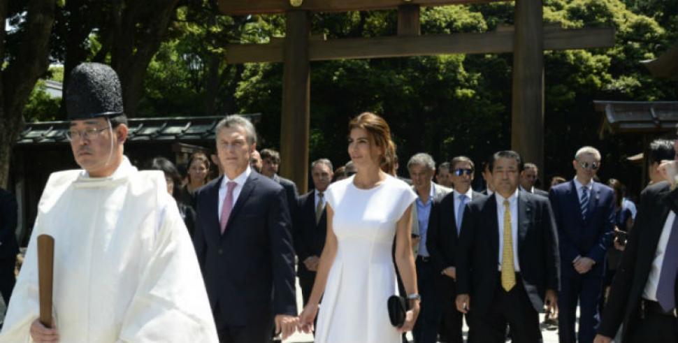 Macri finalizó la gira en Asia y emprende su regreso al país