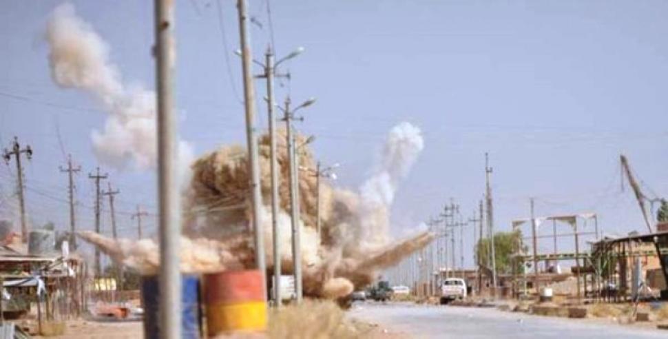 105 civiles murieron en ataque de EU en Mosul en marzo