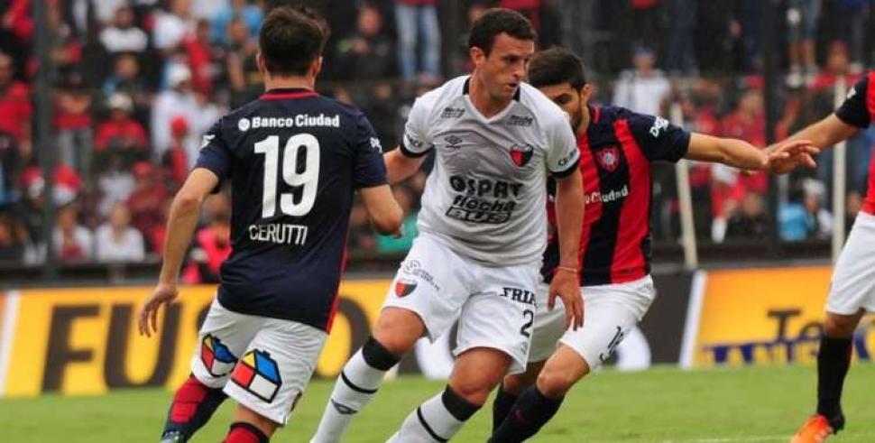 Colón y San Lorenzo, para llegar a la Copa