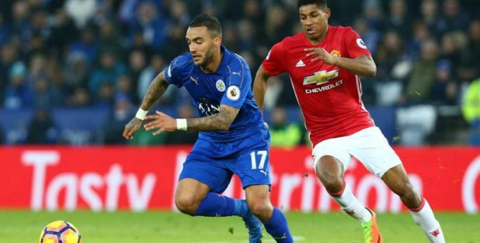 Image Result For Leicester City Manchester United Vivo Internet