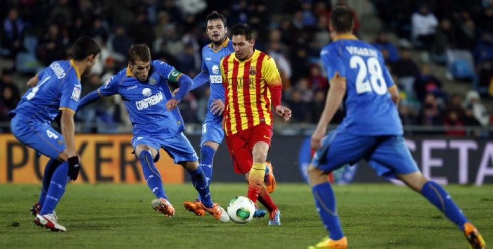 Real Madrid Vs Getafe En Vivo Online Directv Tv En Directo: DirecTV Transmite En Vivo Getafe Vs Barcelona Por LaLiga