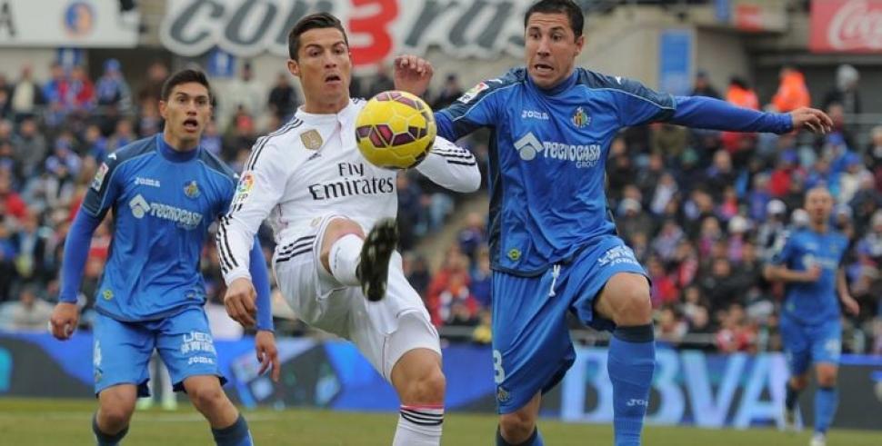 Real Madrid Vs Getafe En Vivo En Directo Online Tv Espn 2: ESPN Transmite En Vivo Getafe Vs Real Madrid Por LaLiga