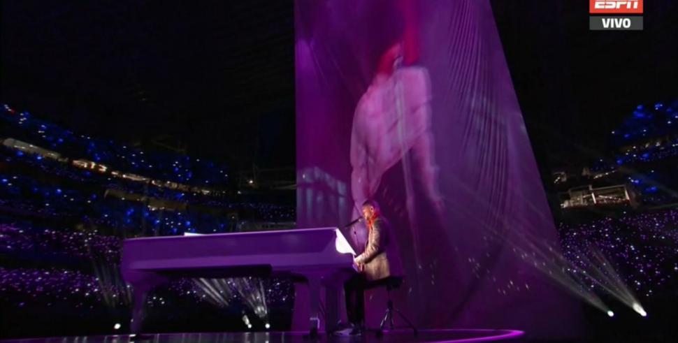 El show del super bowl pink cant el himno y justin for Diario el show del espectaculo
