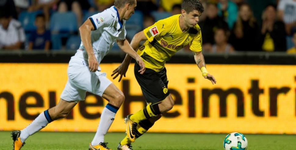 Image Result For Vivo Borussia Dortmund Vs Atalanta En Vivo Partido De Vuelta