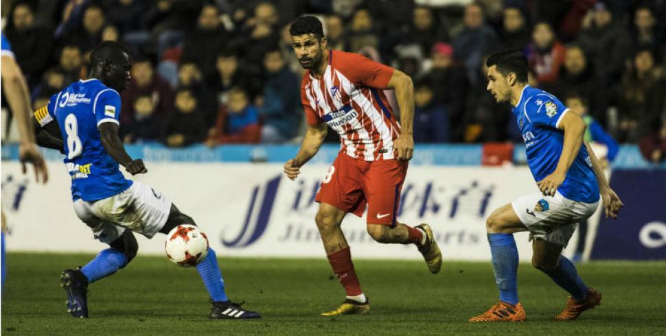 Atletico Madrid Vs Getafe En Vivo Espn