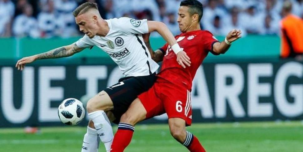 Fox Sports 2 transmite en vivo Eintracht Frankfurt vs ...