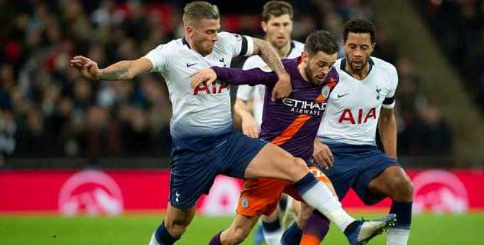 ESPN 2 transmite en vivo Tottenham vs Manchester City por ...