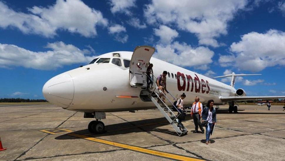 Resultado de imagen para Andes Aeronavegantes