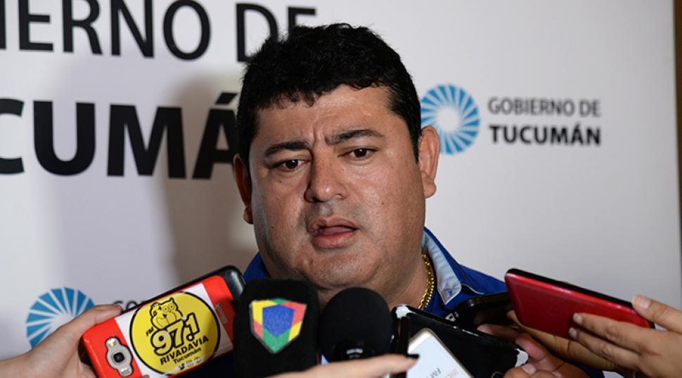 Confirman al ex legislador Andrés Galván al frente de la Secretaría de Trabajo de la Provincia - El Diario 24