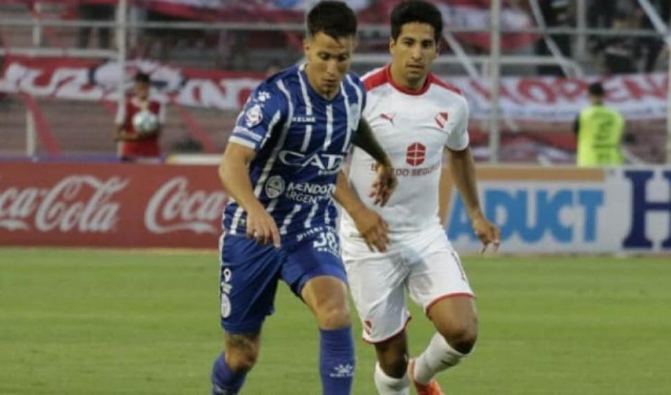 Independiente lo dio vuelta para derrotar a Godoy Cruz en Mendoza - El Diario 24