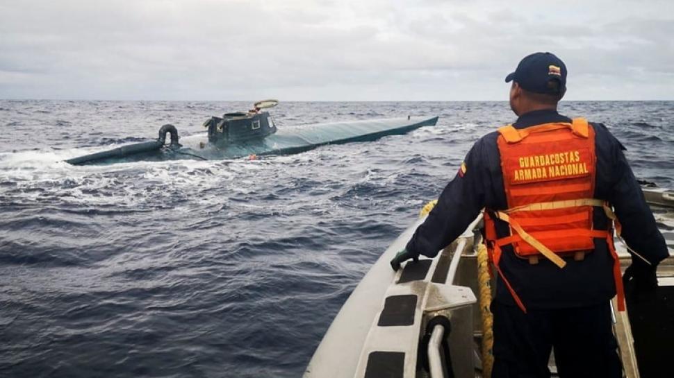 Resultado de imagen para submarino cocaina en españa