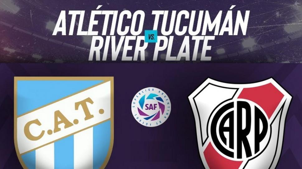EN VIVO Superliga 2020 Atl U00e9tico Tucum U00e1n Vs River Plate