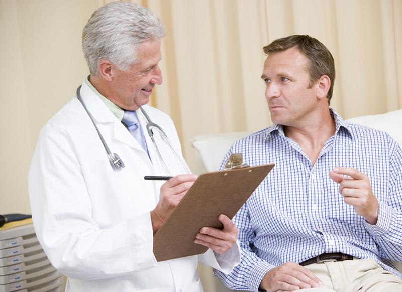Por qué los hombres se resisten a ir al médico? | El Diario 24