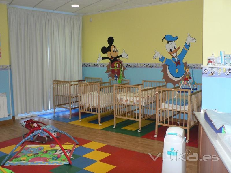 Magnífico Cuna Guardería Juegos De Muebles Fotos - Muebles Para ...