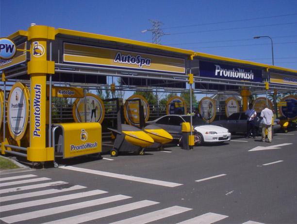 Santiago Car Wash