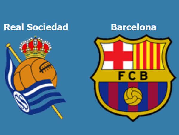 Image Result For Vivo Real Sociedad Vs Barcelona En Vivo Gol