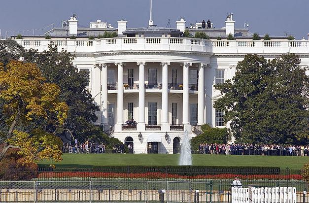Barack obama no tendr un segundo despacho oval en la casa blanca el diario 24 - Ala oeste casa blanca ...