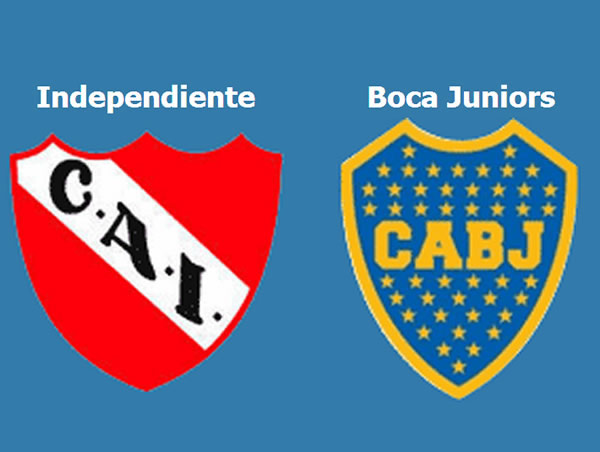 Ampliar  Fotos Click Aqui Para Ver En Directo Indepen Nte Vs Boca Juniors