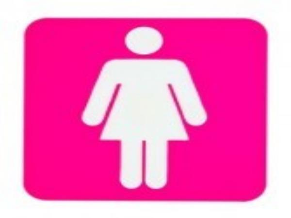 Imagen Para Baño De Damas:Permiten a un niño de seis años usar el baño para niñas, porque se