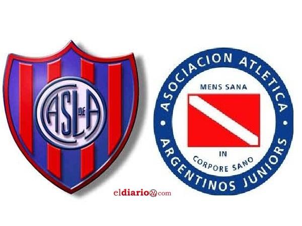Resultado de imagen para san lorenzo vs argentinos juniors