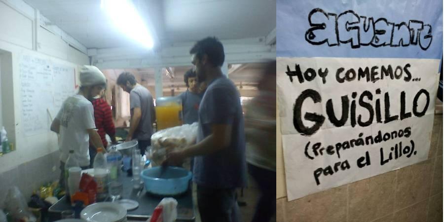 Estudiantes presentan tambi n un proyecto para el comedor for Proyecto comedor universitario