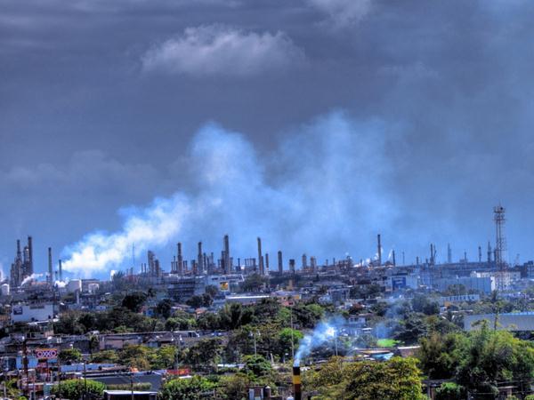 Expertos de la oms confirman que el aire contaminado for Como purificar el aire contaminado