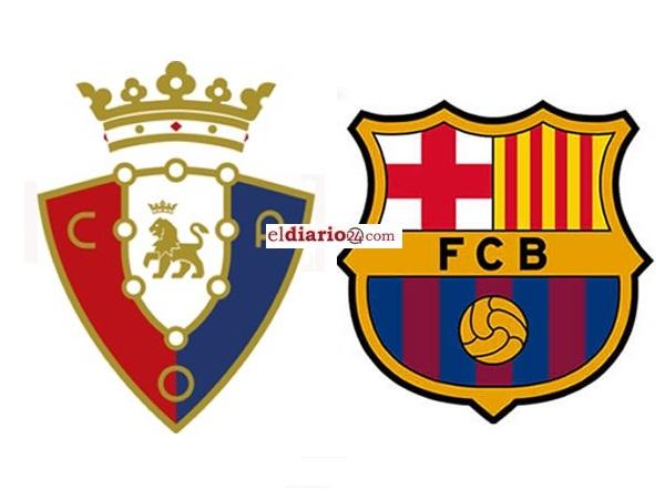 Image Result For Osasuna Vs Barcelona 2019 En Vivo