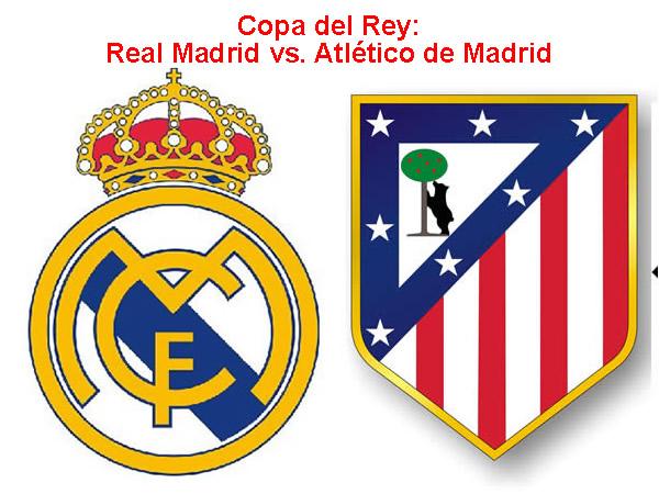 Mire en vivo Copa del Rey: Real Madrid vs. Atlético de ...
