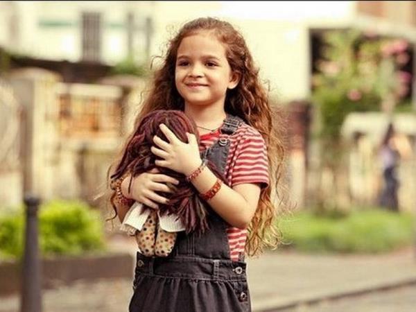 Conocé quién es la nena de Avenida Brasil | El Diario 24